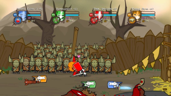 castle crashers free to play