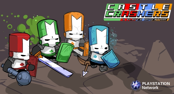 скачать игру Castle Crashers на русском через торрент img-1
