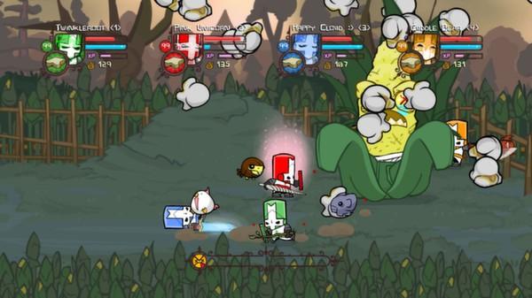 бесплатно скачать игру Castle Crashers - фото 4